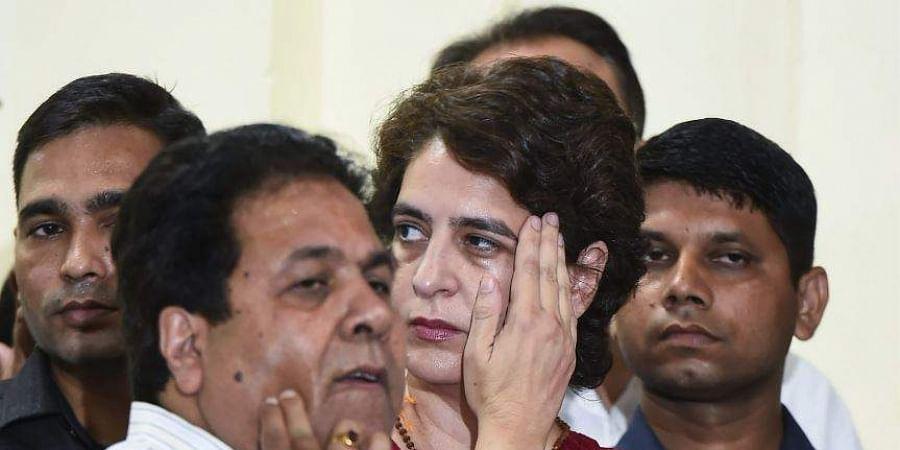 Congress_Priyanka_Ganhi_Elections