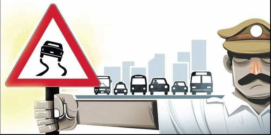Road safety (Express Illustration)