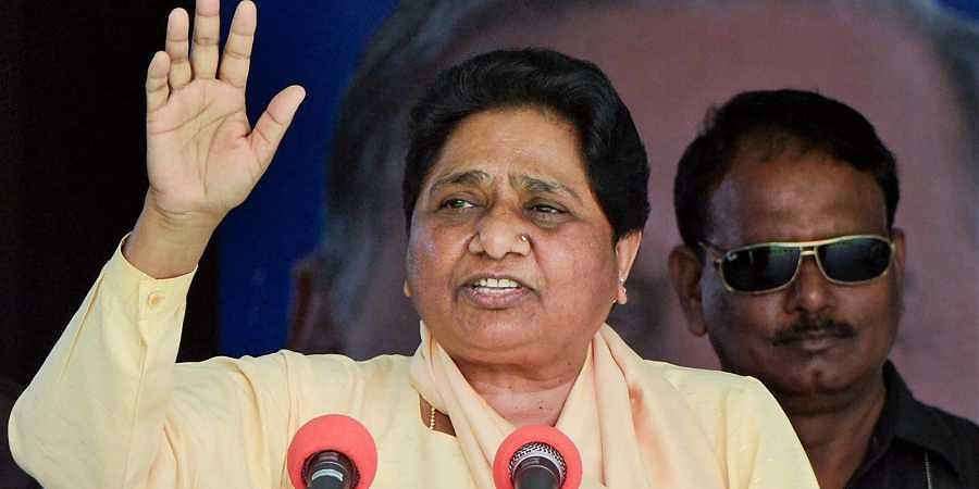 Bahujan Samaj Party supremo Mayawati