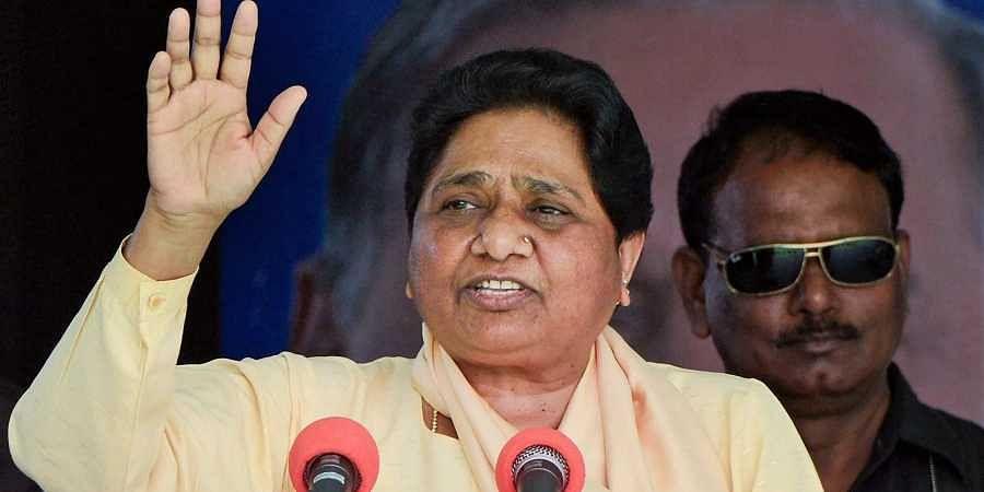 Bahujan Samaj Party supremo Mayawati