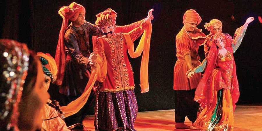 Image result for modern themes of kathputli
