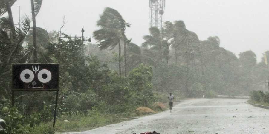Odisha cyclone, Fani, Puri