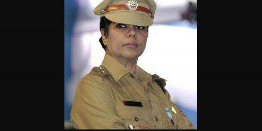 Former IPS officer Bharati Ghosh (Photo | Facebook)