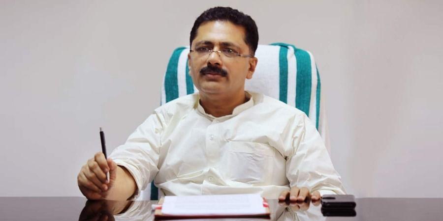 Kerala Minister KTJaleel