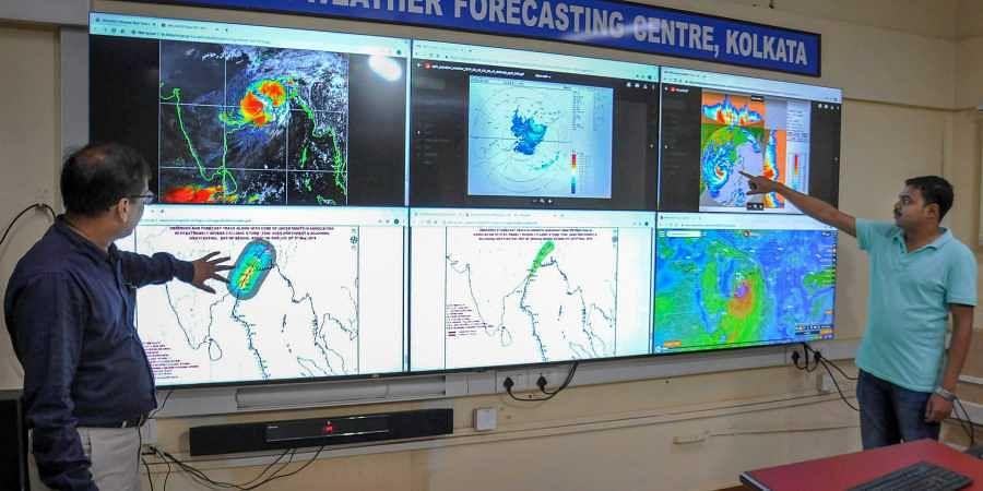 Cyclone Fani, Kolkata rains