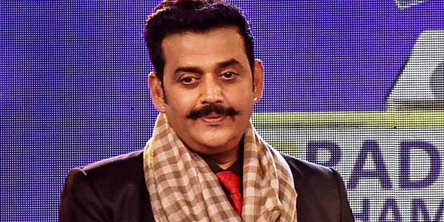 Actor-turned-politician Ravi Kishan
