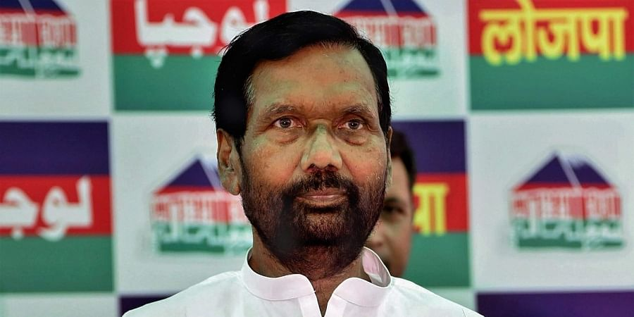 Ram Vilas Paswan Master Political Craftsman Who Has Worked Under Six Prime Ministers The New Indian Express