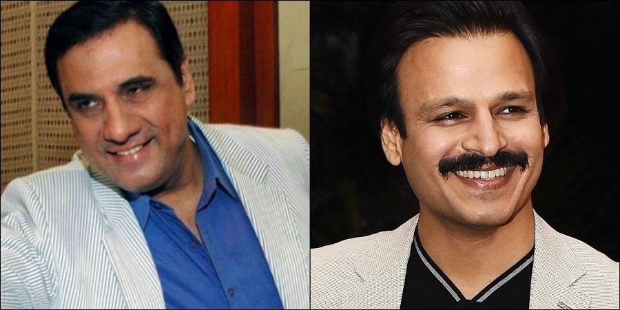 Vivek Oberoi, Boman Irani in Delhi to attend PM Modi's swearing