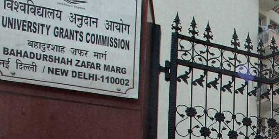 University grant Commission