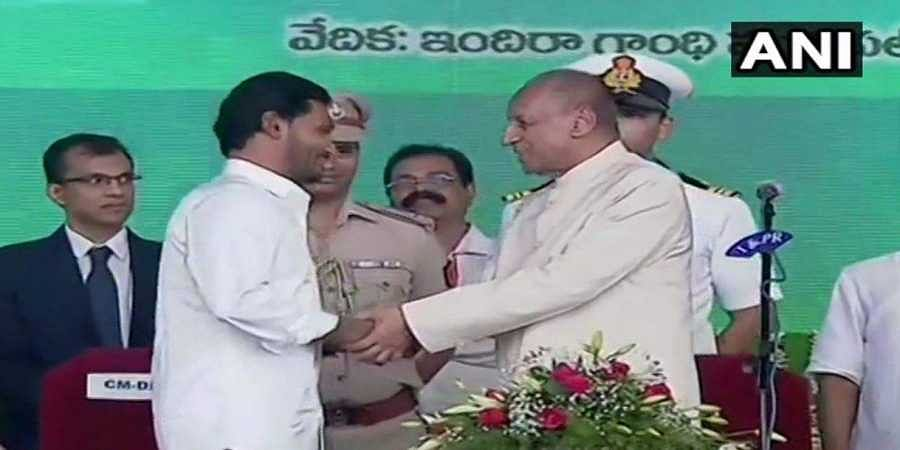 Jagan Mohan Reddy takes oath as Andhra Pradesh CM- The New