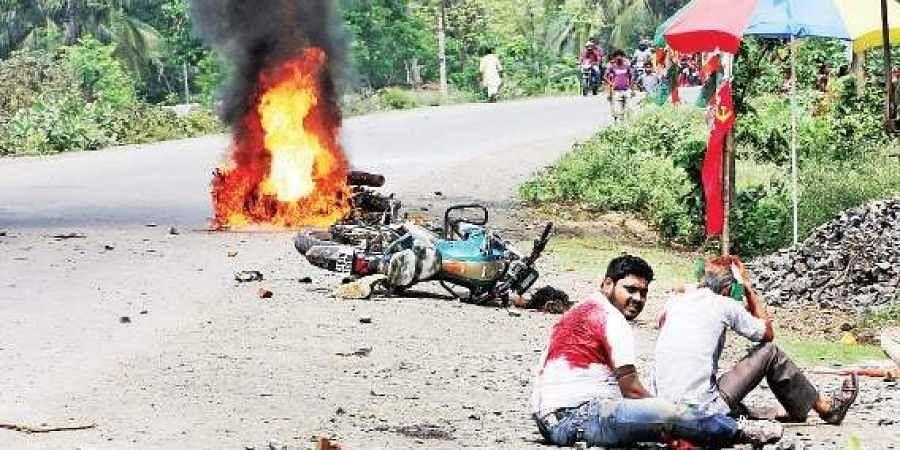Bengla Poll Violence