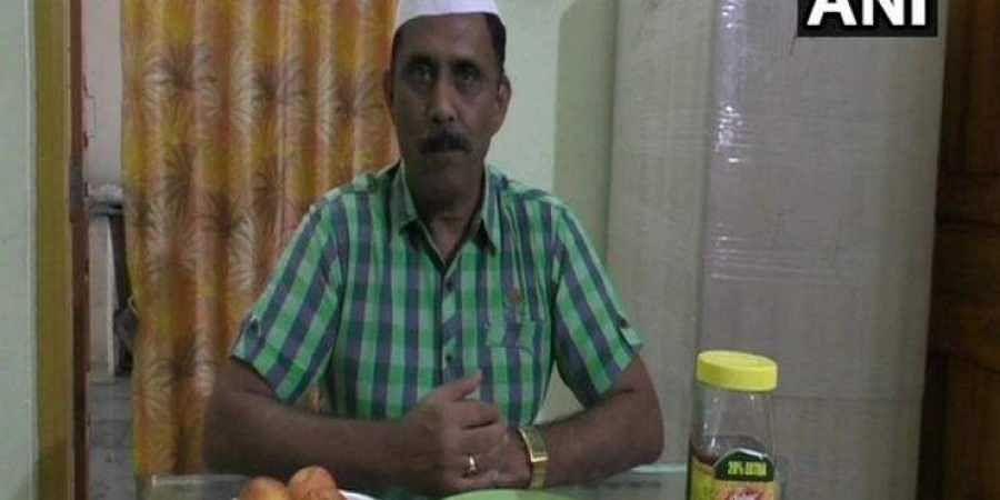 Sanjay N Mali wakes up at 4 am to maintain roza