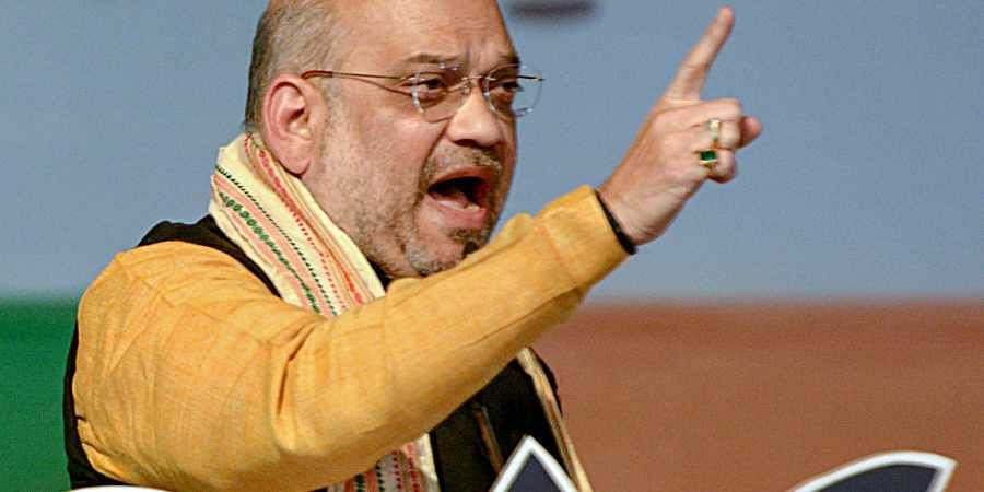 BJP head honcho Amit Shah's assets grew by over three times since 2012. Shah and his wife together own movable and immovable assets to the tune of Rs 38.81 crore. Their assets were registered at Rs 11.79 crore in 2012. Shah has Rs 20,633, whereas his wife possesses Rs 72,578 in hand. The couple has a cumulative income of Rs 2.84 crore as per their recent Income Tax Returns.