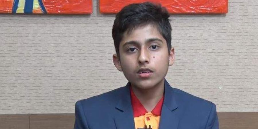 Bihar boy secures second position in All India Young Scientist