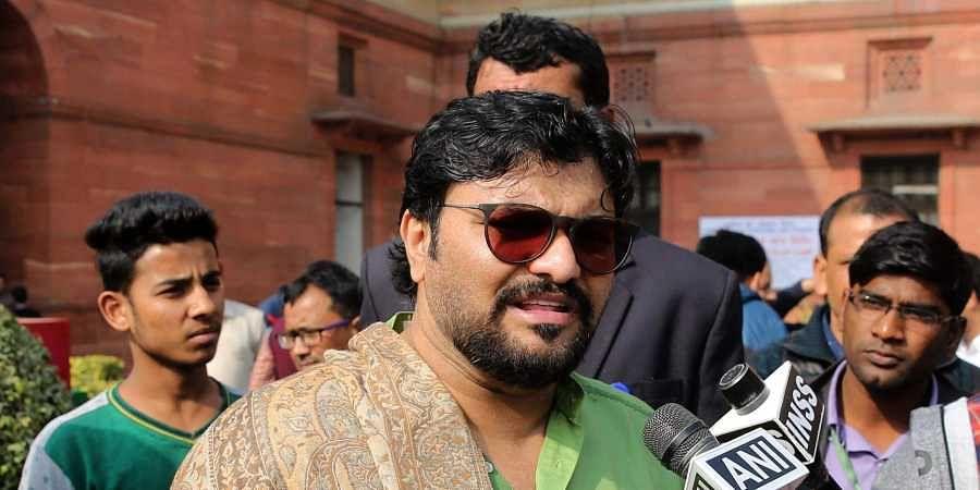 Union Minister Babul Supriyo