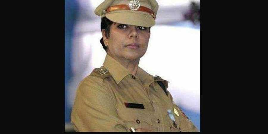 Former IPS officer Bharati Ghosh (Photo | Facebook)