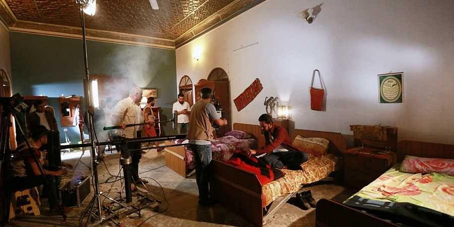 Iraqi drama, The Hotel