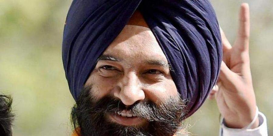 BJP MLA Manjinder Singh Sirsa