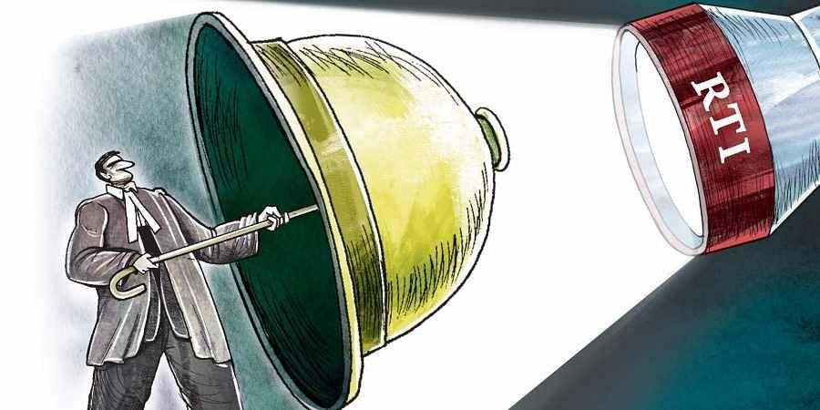 Judiciary-RTI-Act