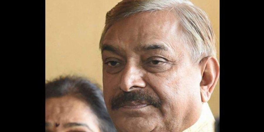 Former Congress MP Pramod Tiwari