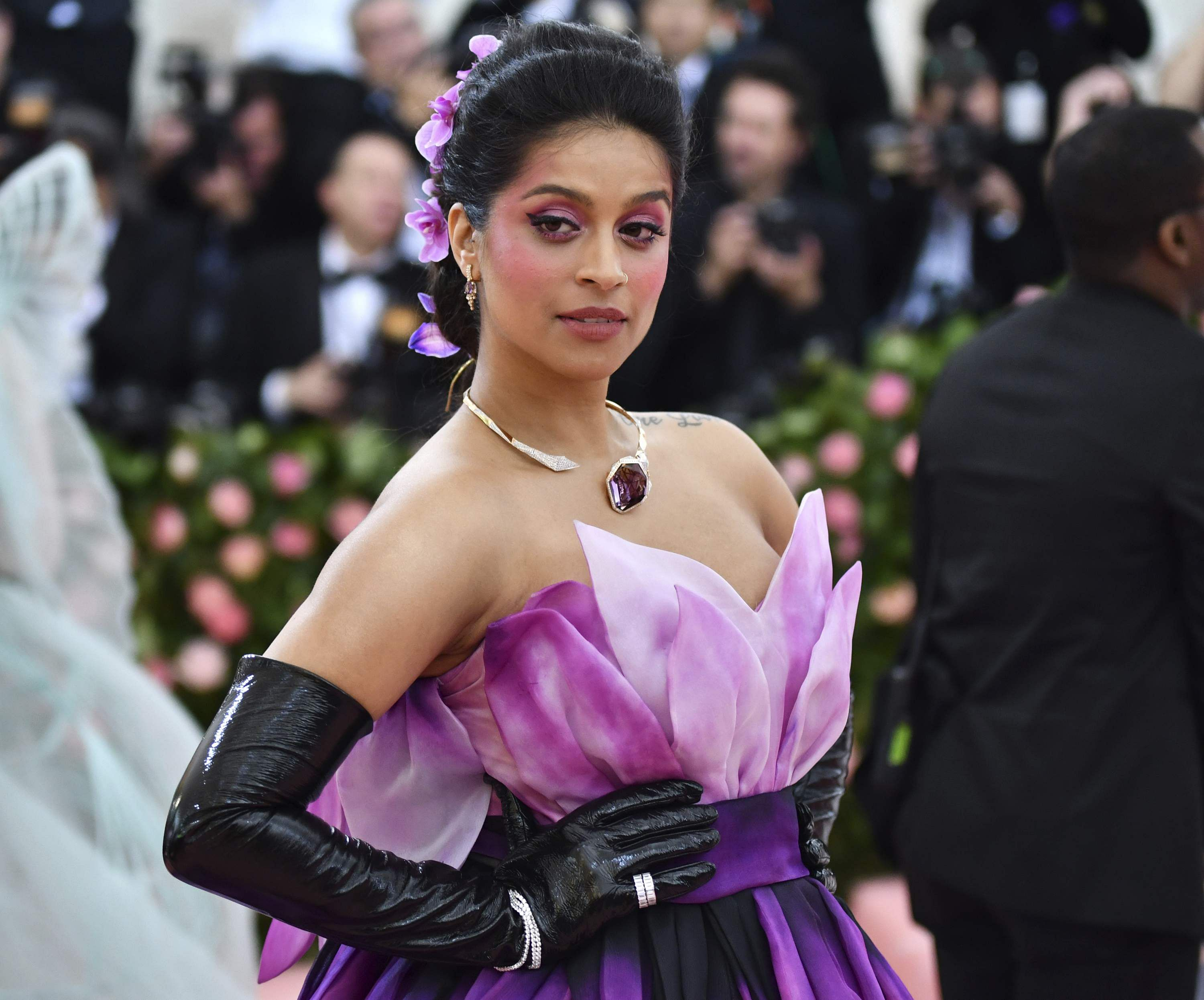 Celebrities attend The Metropolitan Museum of Art's Costume Institute benefit gala celebrating the opening of the 'Camp: Notes on Fashion' exhibition on 6 May 2019, in New York.
