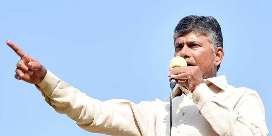Andhra Pradesh CM Chandrababu Naidu