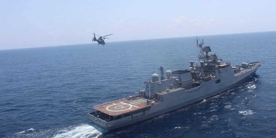 The bilateral naval exercise initiated in 1983 and christened 'Varuna' in 2001 forms a vital part of the Indo-French strategic partnership and has grown in scope and complexity over the years.