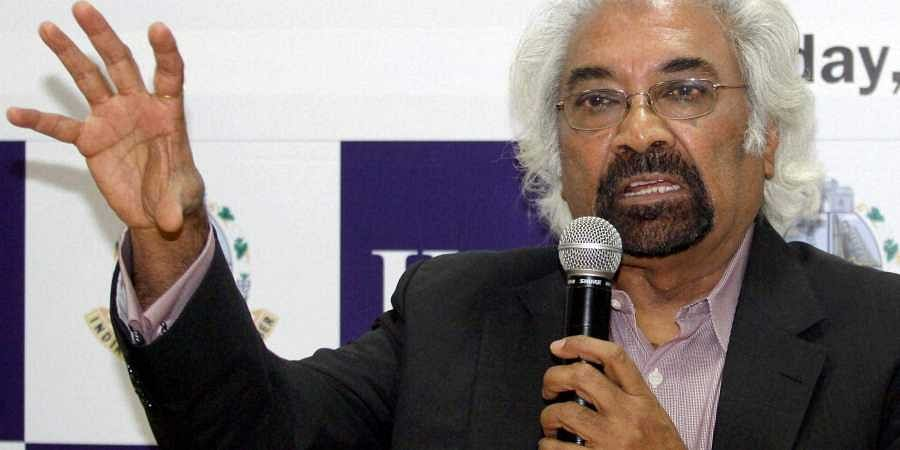 Congress leader Sam Pitroda