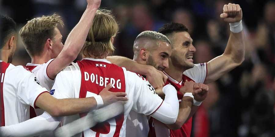 Tottenham stuns Ajax 3-2 to reach Champions League final