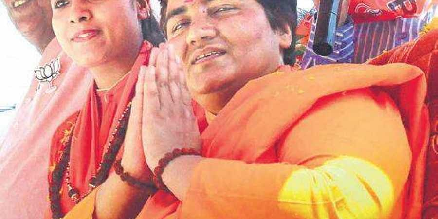 Sadhvi Pragya Singh Thakur: Malegaon blast accused and BJP's candidate from Bhopal Lok Sabha, Sadhvi Pragya Singh Thakur, was issued a show cause notice for the statements she made against the Babri Masjid demolition. Thakur said that she was 'proud of participating' in the mosque's demolition in 1992. The EC notice stated that Thakur has violated the chapter 4 of the moral code of conduct.