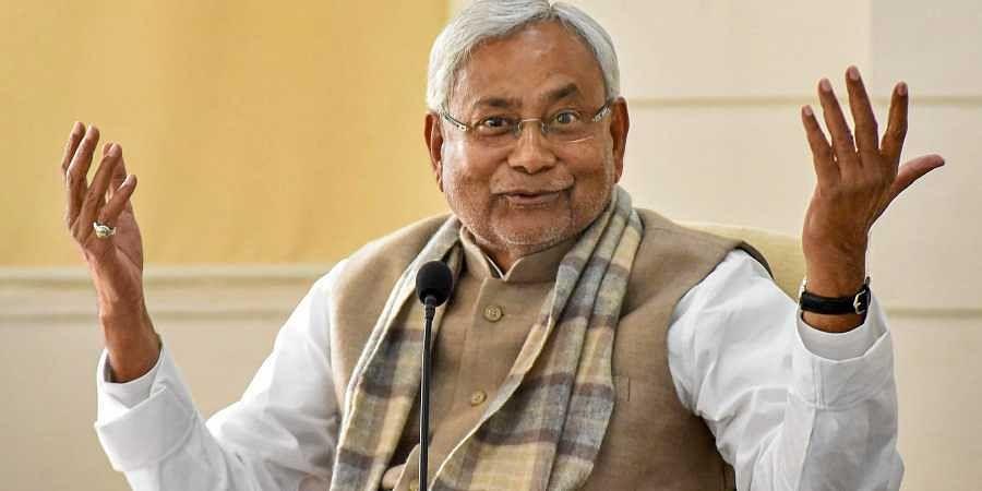 Bihar CM Nitish Kumar