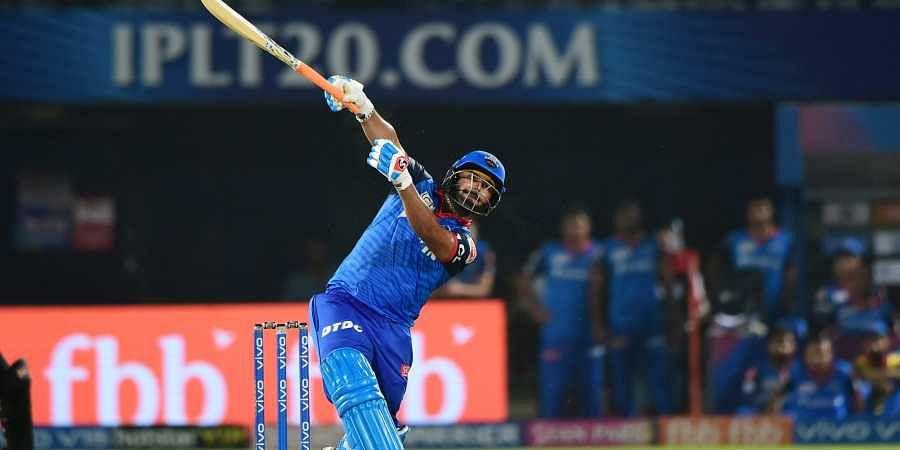 DC batsman Rishabh Pant. (Photo | PTI)