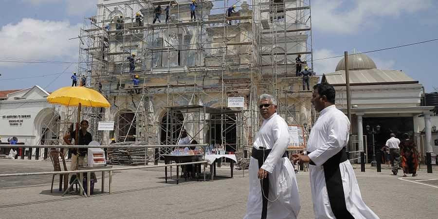 Sri Lankan terror attack, Easter bombing