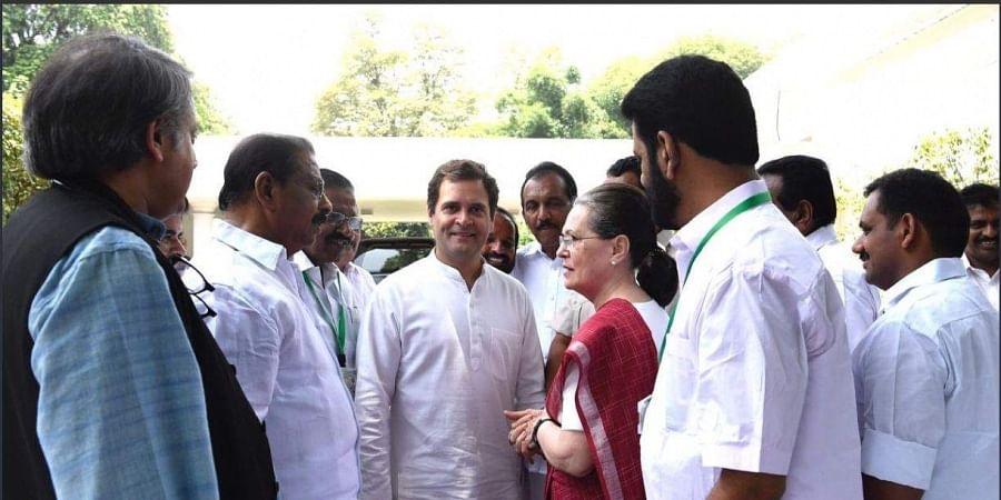 Congress MPs