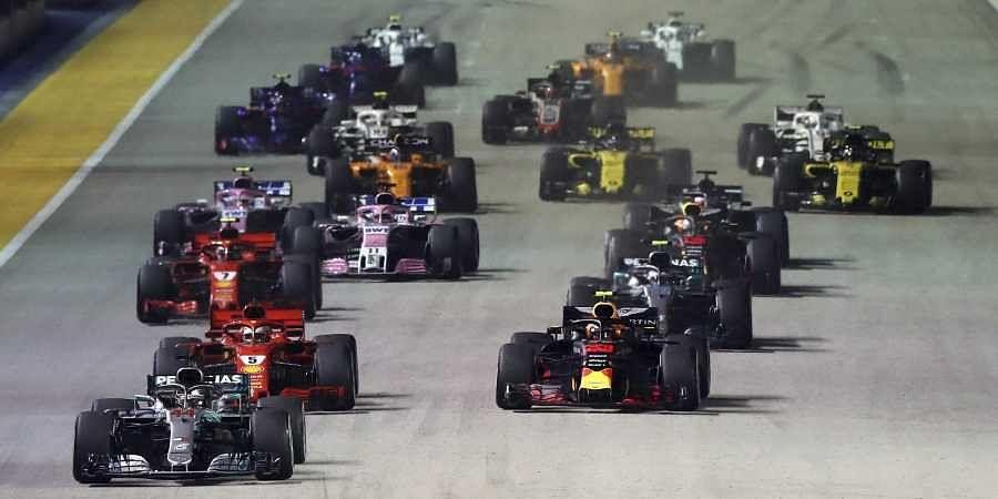 Formula One, Grand prix