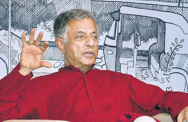 Condoling Karnad's death: 'World will be a smaller place...'