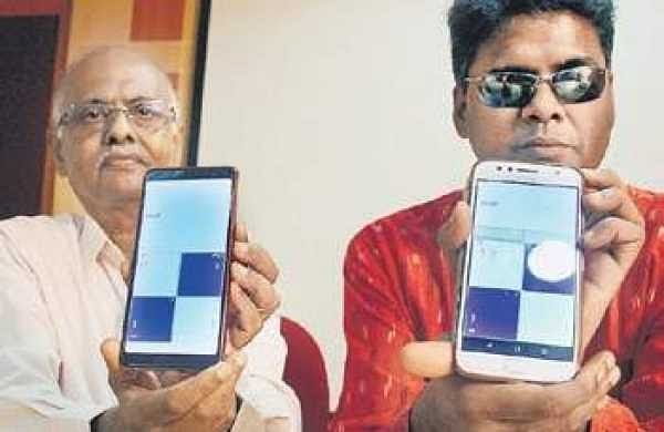 Text messaging made error-free, easy for the visually challenged