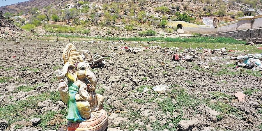 Summer woes continue for Rajasthan as old water sources in state dry up