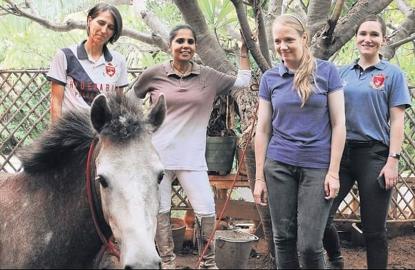 'Horsewomen of Hyderabad' gives voice to orphan horses