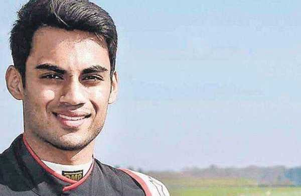 With eyes on GT3 seat, racer is on fast track to glory