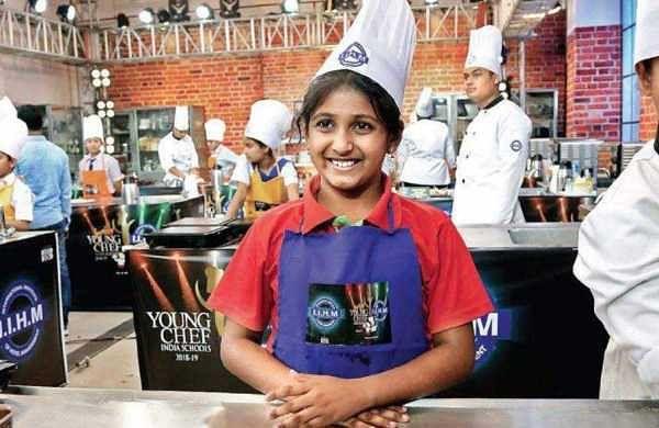 Bengaluru girl whips up sweet success