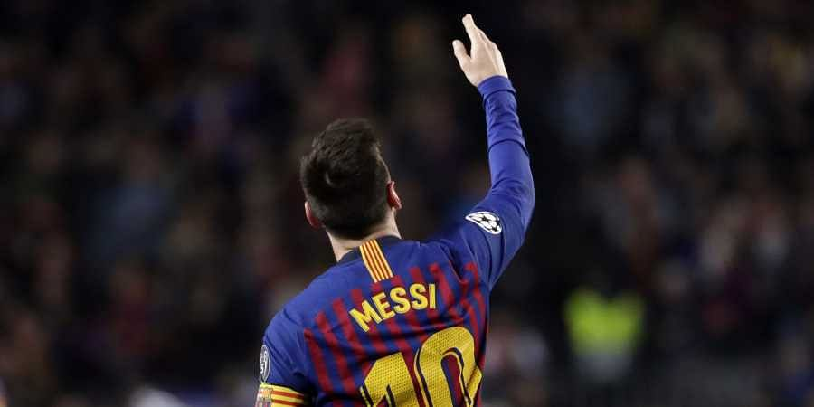 Messi beats Ronaldo in 2019 Forbes rich list