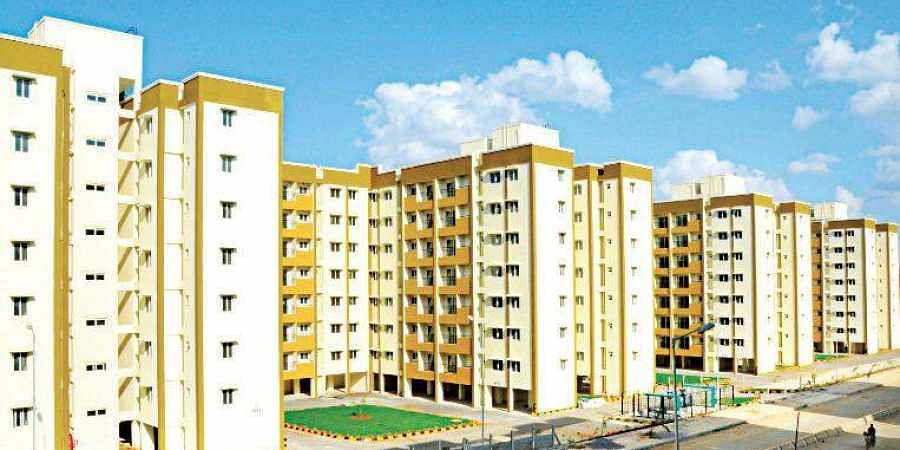 Delhi Development Authority housing scheme applications receive poor
