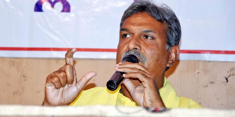 Vijayawada TDP MP Kesineni Srinivas