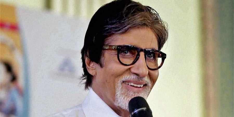 Bollywood icon, Amitabh Bachchan