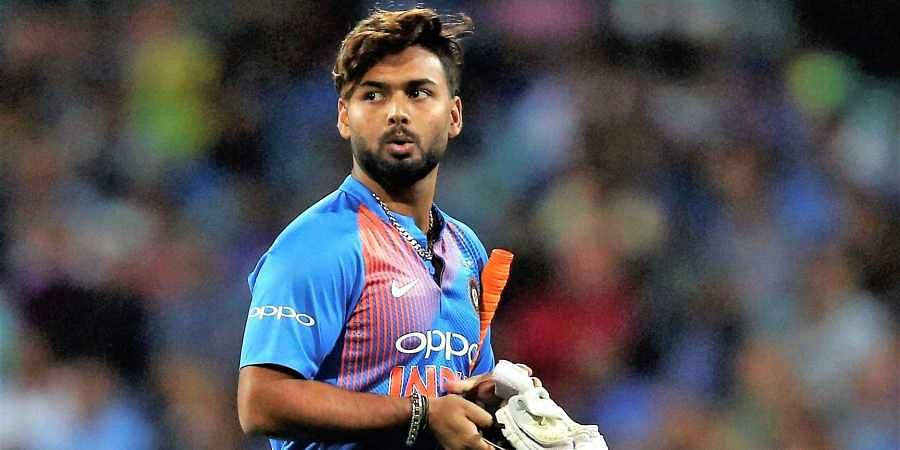 Rishabh Pant to join Indian squad as cover for injured Shikhar Dhawan