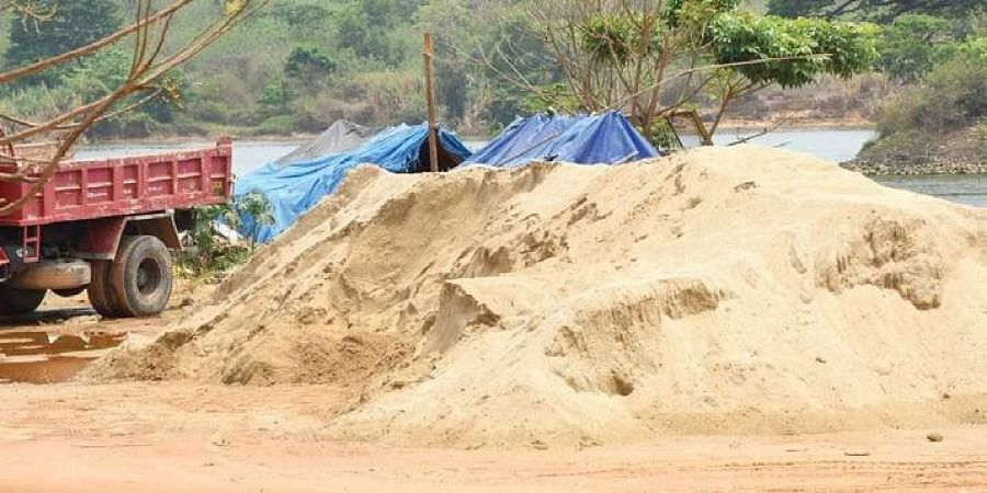 Sand For Sale >> Andhra Pradesh Government Weighing Options For Transparent
