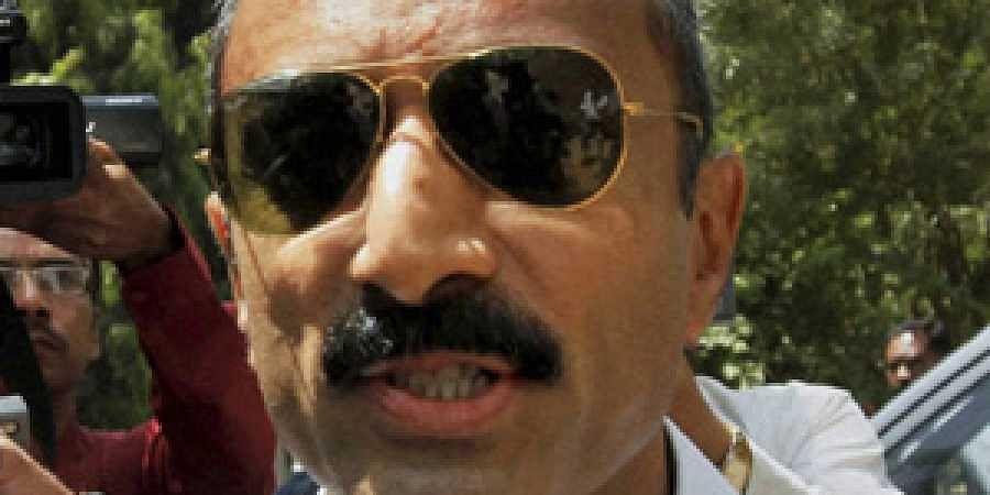Former IPS officer Sanjiv Bhatt