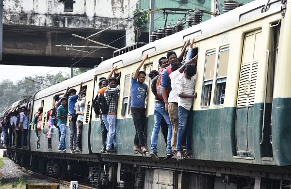 Suburban trains cancelled for engineering works