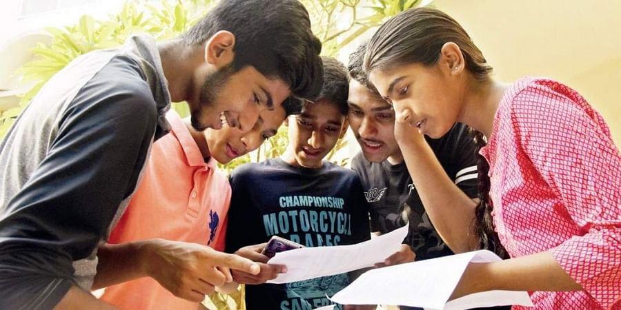 board exams, students